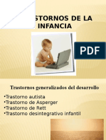 Trastornos Infancia II