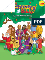 Historias de La Biblia Para Colorear