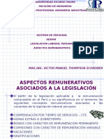 Aspectos Remunerativos de La Legislacion Laboral Peruana