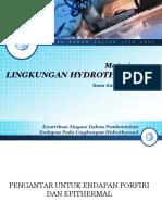 Materi 07 Lingkungan Hydrothermal
