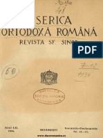 Bor Jurnal Periodic Eclesiastic, 52, Nr. 11-12, Noiembrie-Decembrie 1934