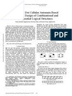 Quantum Dot Cellular Automata Based Effective Design of Combinational and Sequential Logical Structures