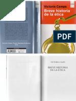 Victoria Camps - Breve historia de la ética.pdf