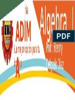 agebra I