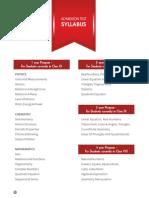 VMC AdmissionTest Syllabus (1)