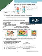 2.1-Gramática Determinantes Demonstrativos e Possessivos
