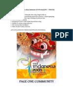 Keindahan Alam Indonesia Di 33 Provinsi