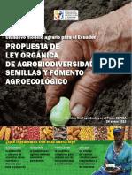 Ecuador COPISA Agrobiodiversity Law