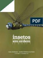 LIVRO-Insetos Em Ordem Porto