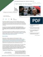 Carta de Colombia Al Gobierno de Venezuela Por Crisis - Latinoamérica - ELTIEMPO