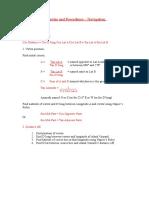 Nav Formulas and Procedures.doc