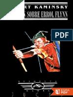 Disparen Sobre Errol Flynn - Stuart M. Kaminsky