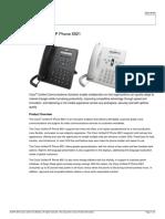 Cisco 6921 Data Sheet