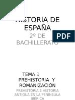 1.-Historia de España