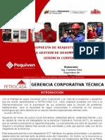 Plan de Mejora salarial Gerencia Tecnica