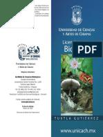 Biologia Tuxtla 2016