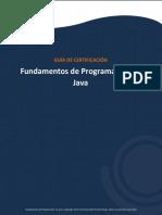 Fundamentos de Programación en Java - Guía de Estudio