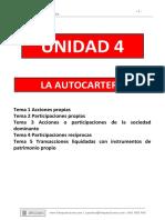 Unidad 4 La Autocartera