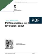 Panteras Negras Es La Revolucion