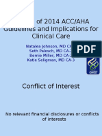 AHA Guidlines Grand Rounds Compressed