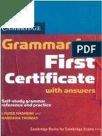 cambridge grammar for first certificate.pdf