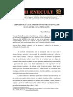 A EXPERIÊNCIA DA LEI DE INCENTIVO À CULTURA DO RIO GRANDE DO SUL (LIC/RS) E SUAS IMPLICAÇÕES