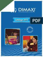 Catalogo Dimaxi 2015