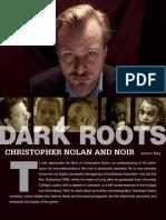Dark Roots Chritopher Nolan