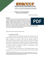 POLÍTICA CULTURAL NO BRASIL