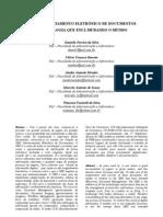 GED - Gerenciamento Eletronico de Documentos