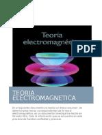 Capitulo 1 Teoria Electromagnetica
