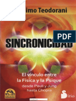 Sincronicidad Massimo Teodorani Redacted