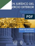 Libro Regimen Juridico Del Comercio Exterior 5 Semestre