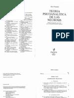 Otto Fenichel - Teoría psicoanalítica de las neurosis.pdf