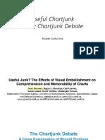 Useful Chartjunk + The Chartjunk Debate