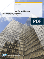 Business Case for Mobile Application