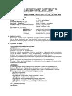 Reglamento Electoral Municipal