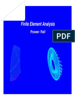 Introduction to Finite element method (FEM)