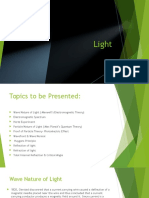 Properties of Light - Upload