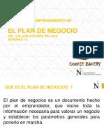 Sem 6 - 7 Plan de Negocio 2016-2