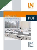 SybaLab Catalog