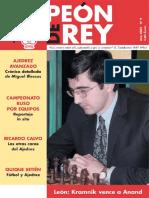 Revista Peón de Rey 009