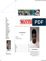 Stafford County Sheriff's Office - WANTED!