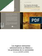 Los órganos electorales administrativos en México y los problemas de su autonomía
