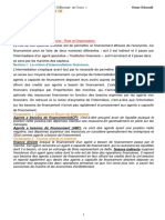 Resumé Economie Monétaire_Pr. B.elkhOURCHI Cha I Et II