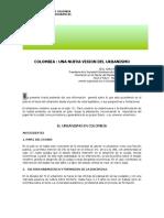 Antecedentes Del Urbanismo en Colombia