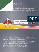 10-13-16 taxes