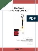 Manual JAG RESCUE KIT. Francisco J Andrés Luis