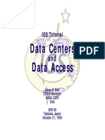 Igs Tutorial Data Centers and Data Access2122