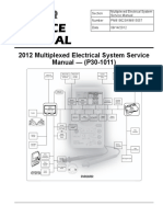 paccar 2010 multiplexed electrical system sevice manual-(p30-1011) | switch  | manual transmission
